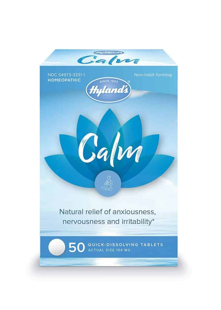 Calm Dissolvable tablets