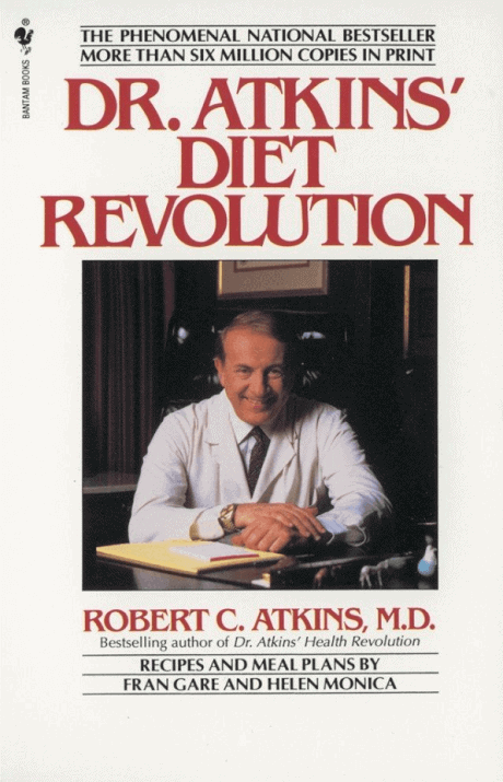 Dr.Atkin's Diet Revolution