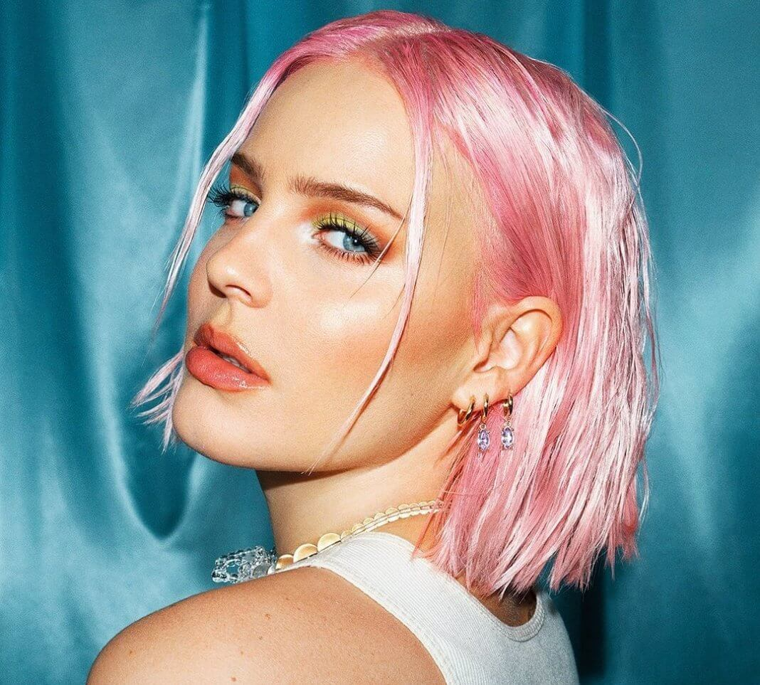 YOU DESERVE BETTER book from singer-songwriter Anne-Marie