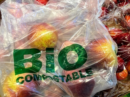 bio compostable package