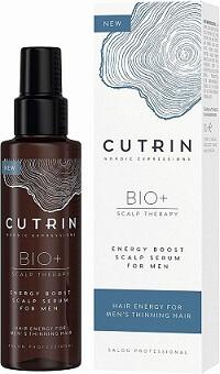 Cutrin BIO+ Energy Boost Scalp Serum for Men