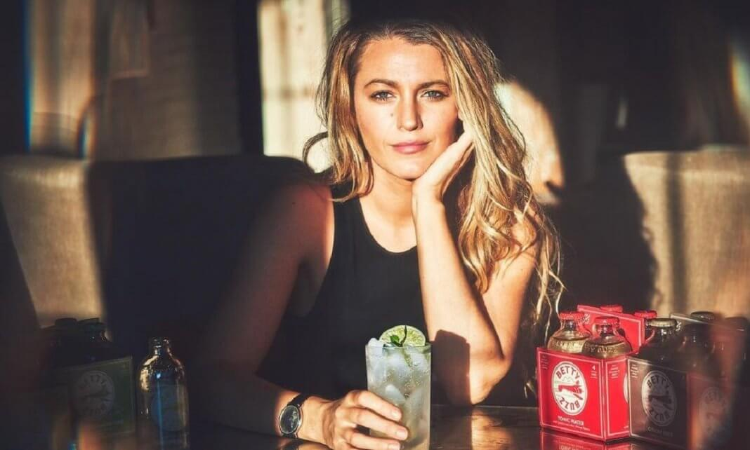 Blake Lively launched her low-calorie soft drinks!