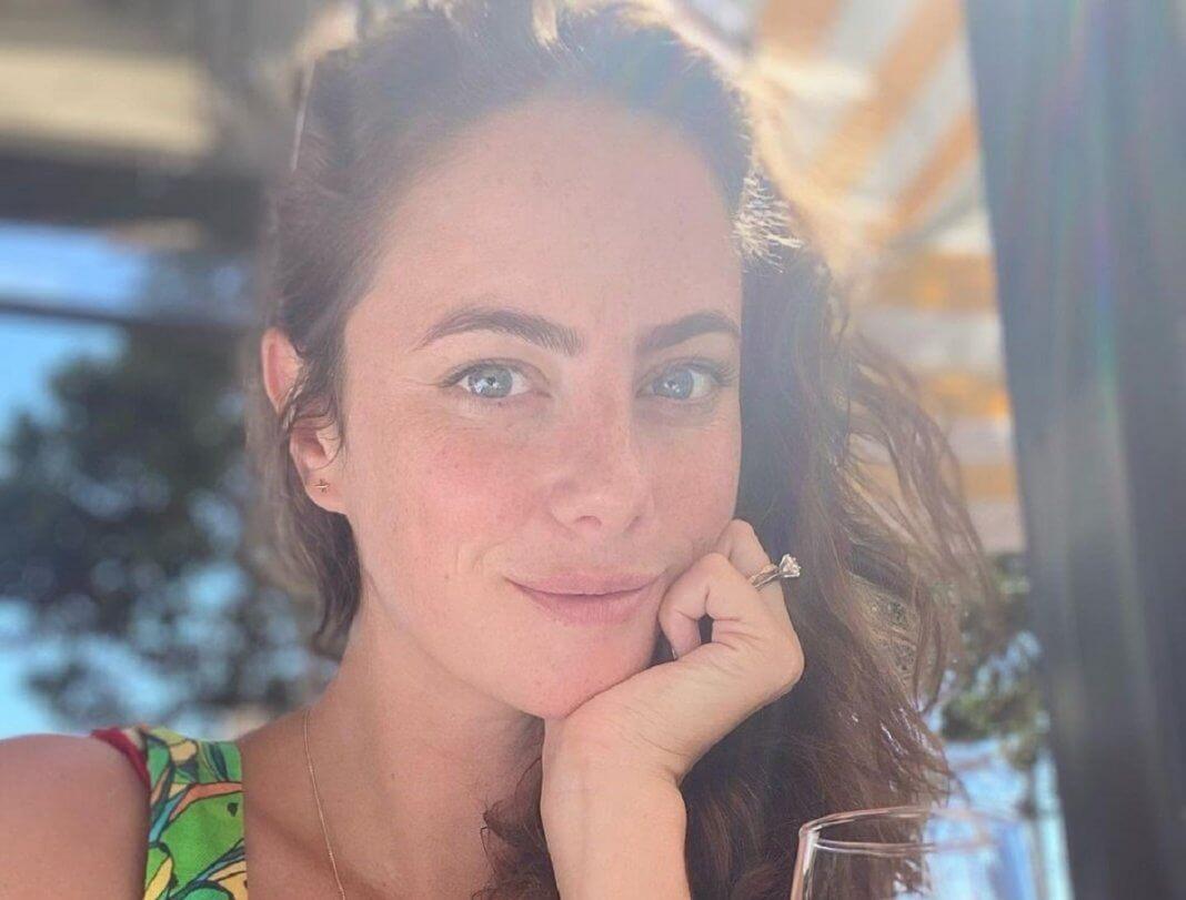 Kaya Scodelario is pregnant